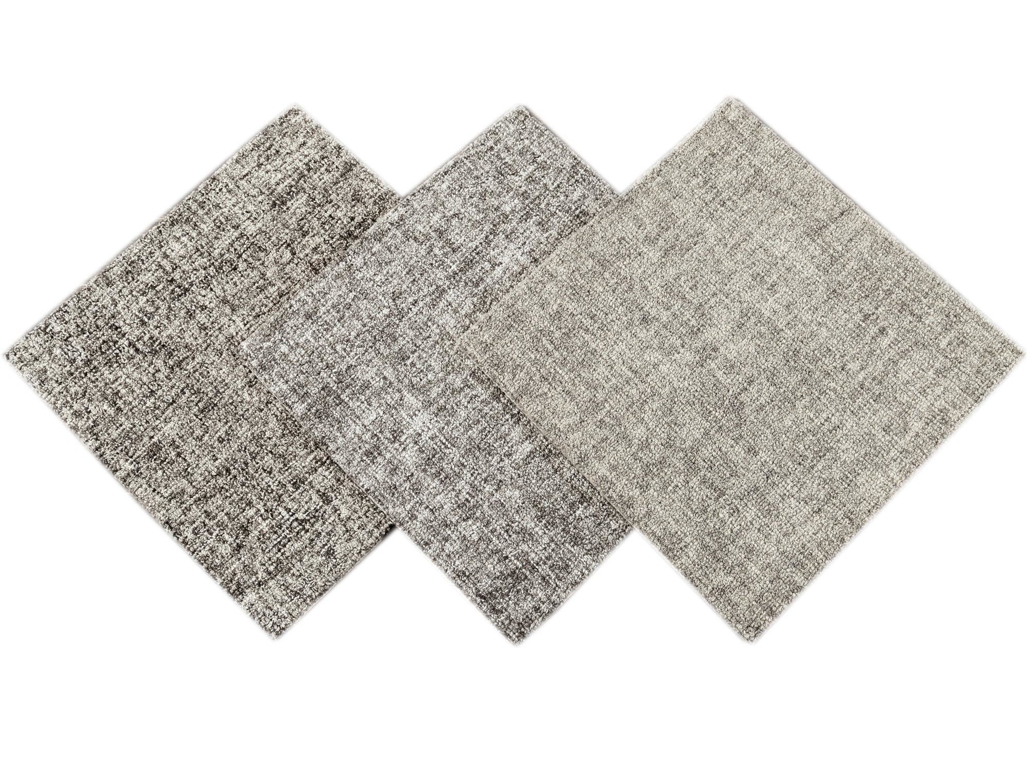 Easton Collection Tufted Wool Custom Rug