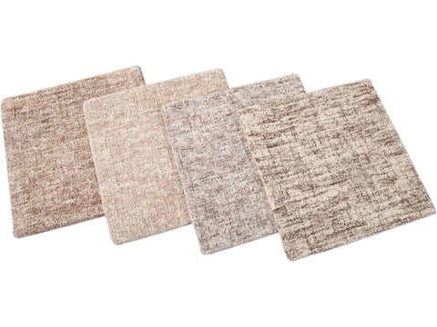 Westport Collection Hand-Woven Wool Custom Contemporary Rug