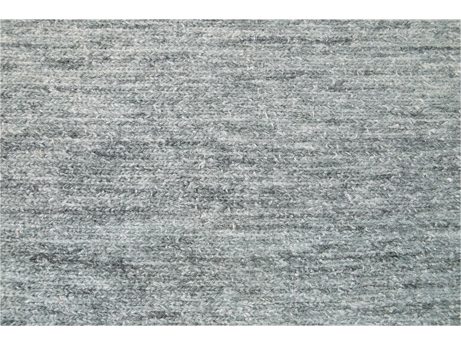 Riverside Collection Hand-Woven Wool Custom Contemporary Rug