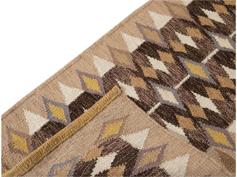 Contemporary Scandinavian-Style Rug 3 X 8