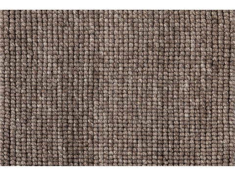 Easton Collection Woven Wool Textured Custom Rug