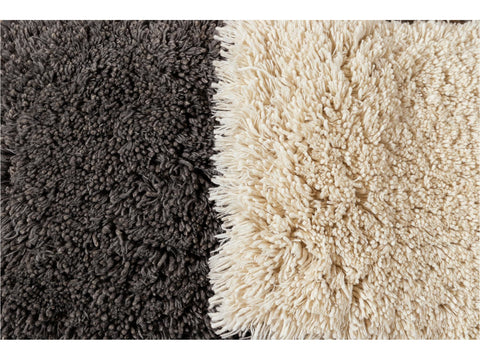 Easton Collection Heavy Shag Wool Custom Rug