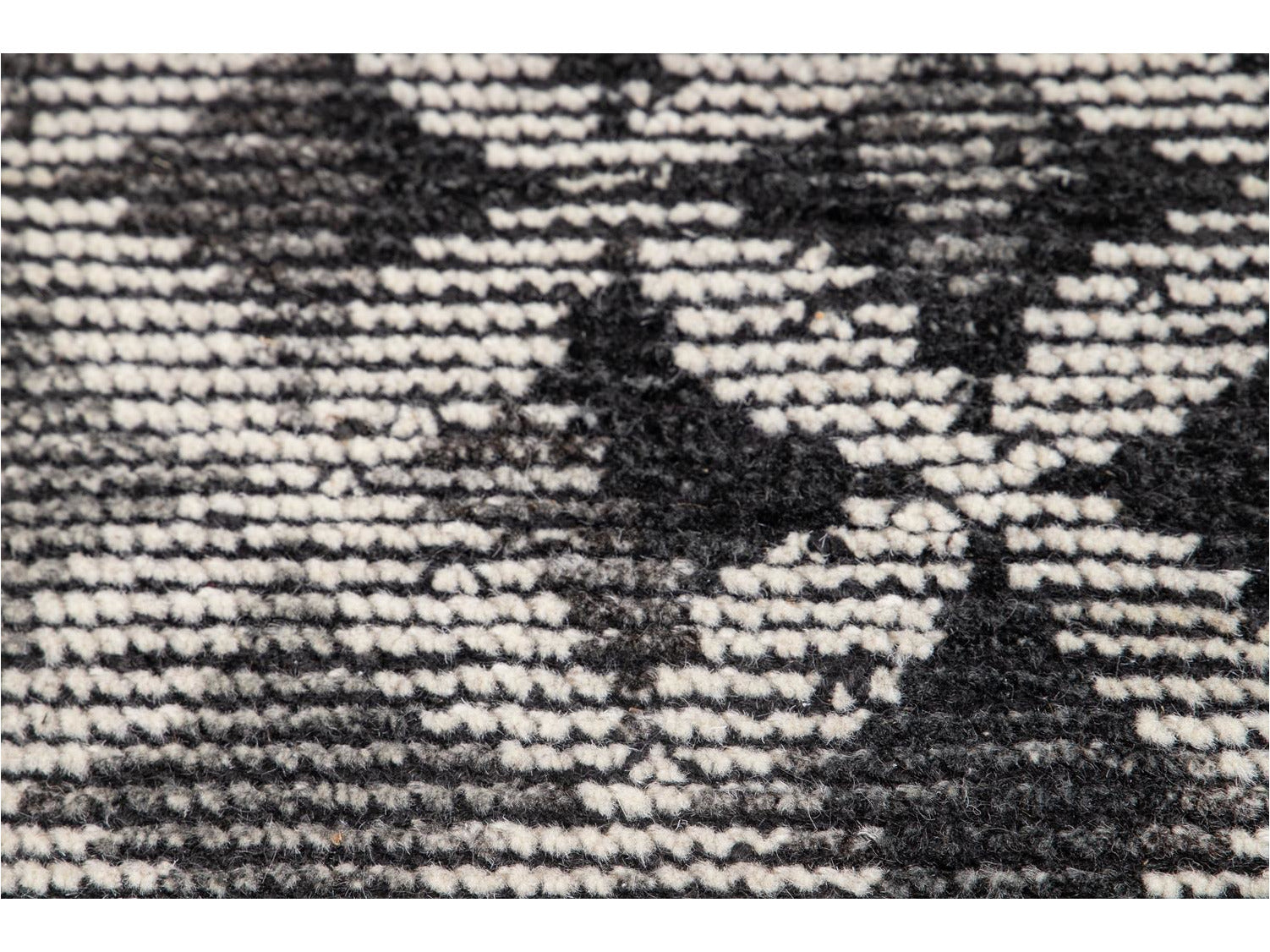 21st Century Contemporary Soumak Style Wool Rug