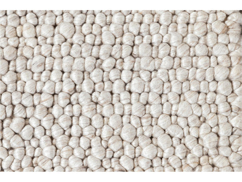 Easton Collection Textured Wool Custom Rug