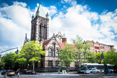 Historic Churches in Harlem