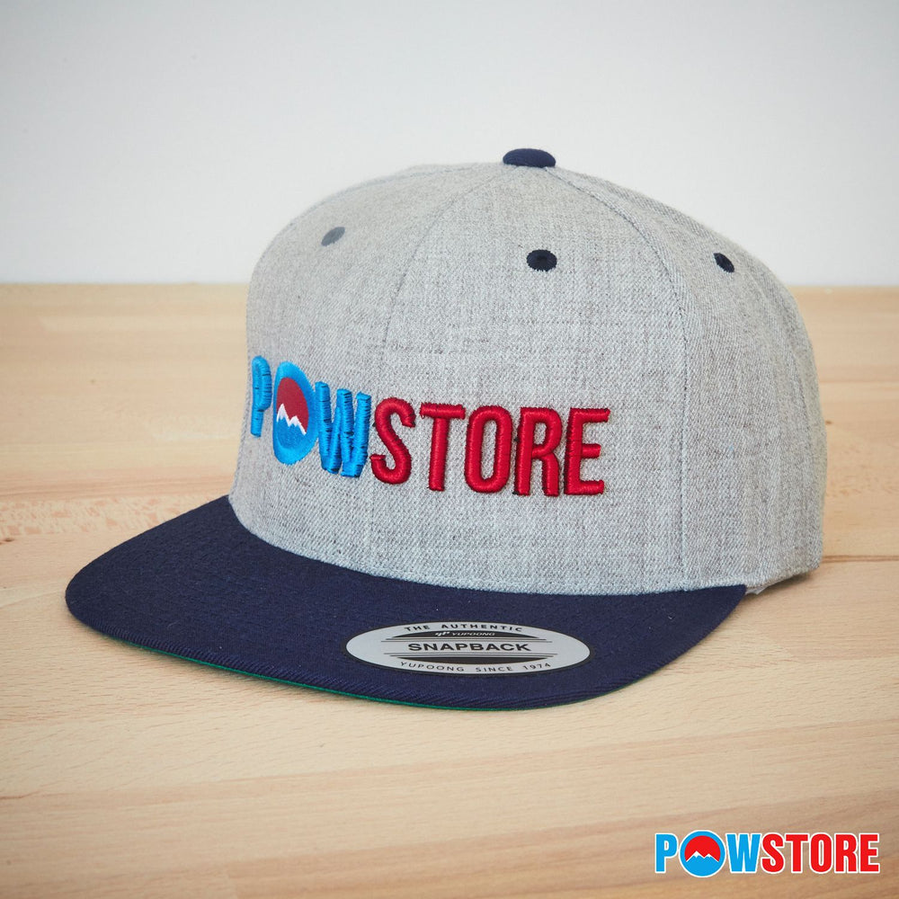 cap powstore grey red - 2018/2019