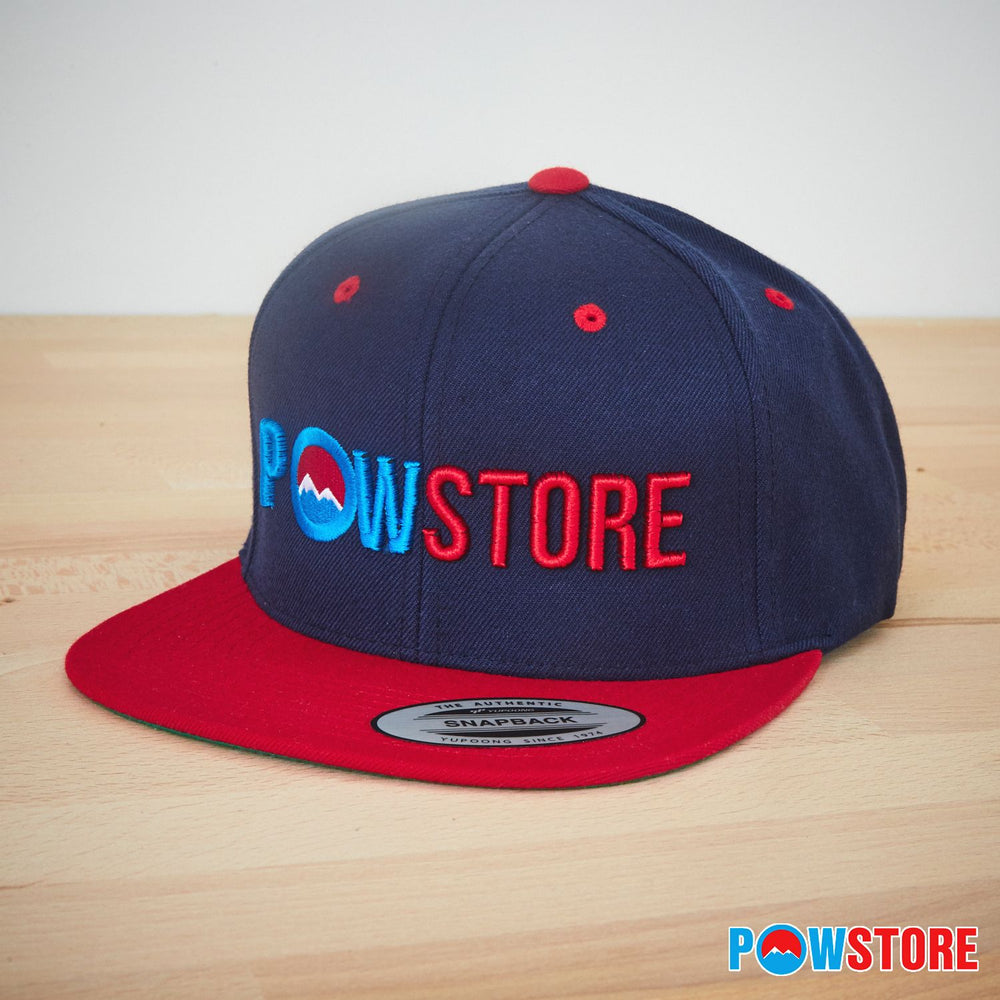cap powstore red blue - 2018/2019