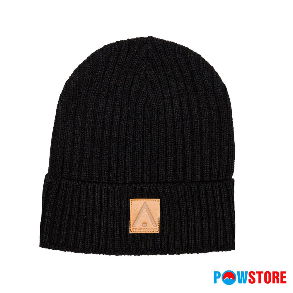 Beanie WearColour WCL Badge Beanie black - 2018/2019
