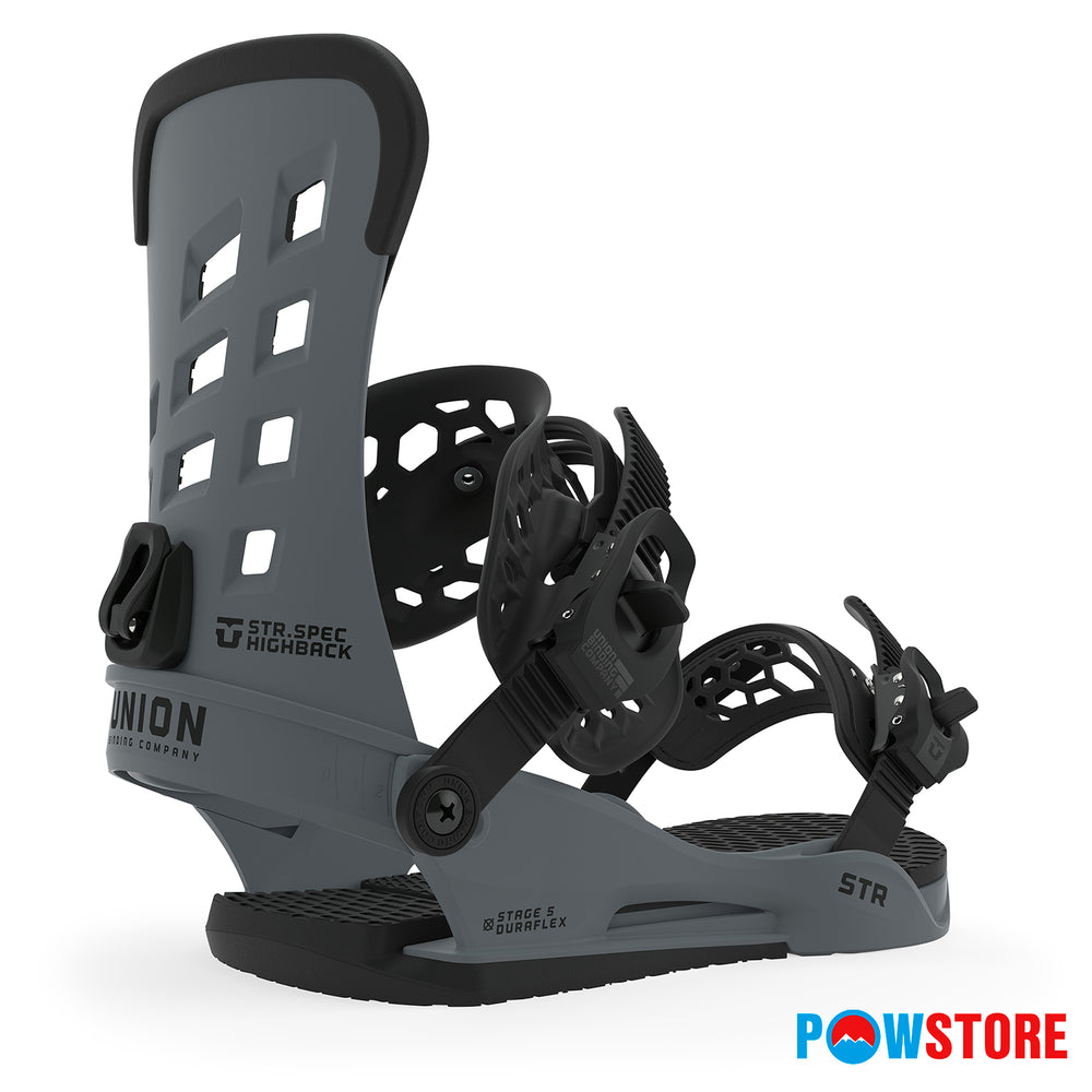 Snowboard-Bindings Union STR L - 2019/2020