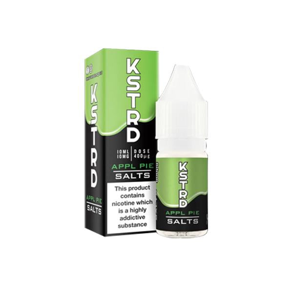 10mg KSTRD Nic Salts By Just Jam 10ml (50VG/50PG) - Flavourclouds Discount Vape