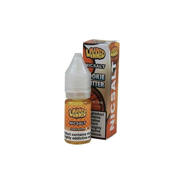 10mg Loaded Nic Salt 10ml (50VG/50PG) - Flavourclouds Discount Vape