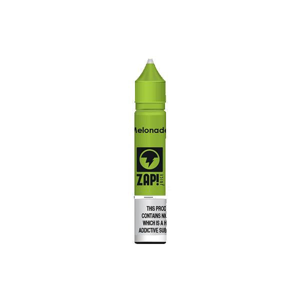 20MG ZAP Juice 10ML Flavoured Nic Salts - Flavourclouds Discount Vape