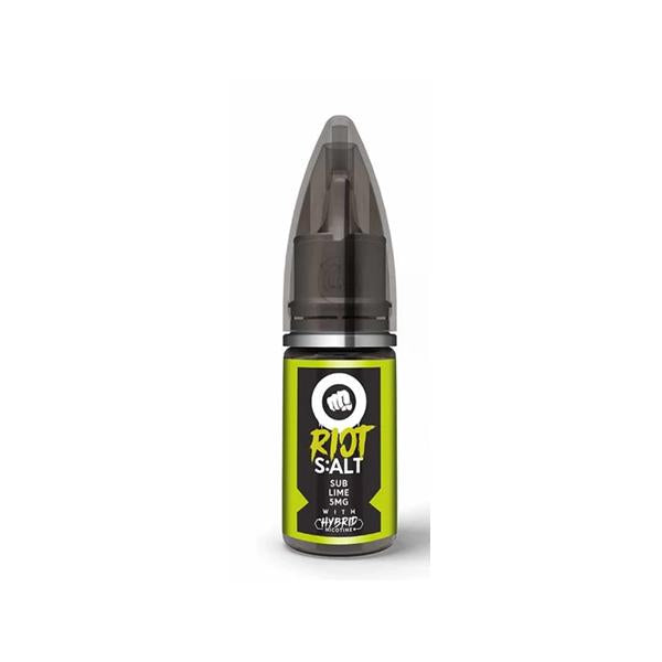20mg Riot Squad Nic SALT 10ml (50VG/50PG) - Flavourclouds Discount Vape