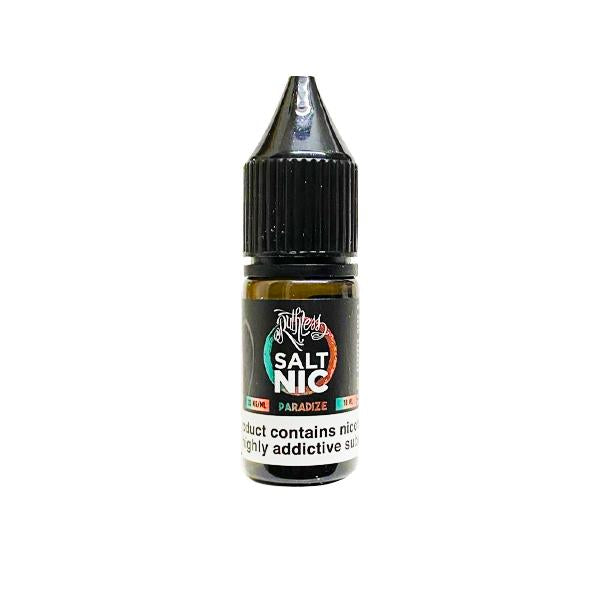10mg Ruthless 10ml Flavoured Nic Salts (50VG/50PG) - Flavourclouds Discount Vape