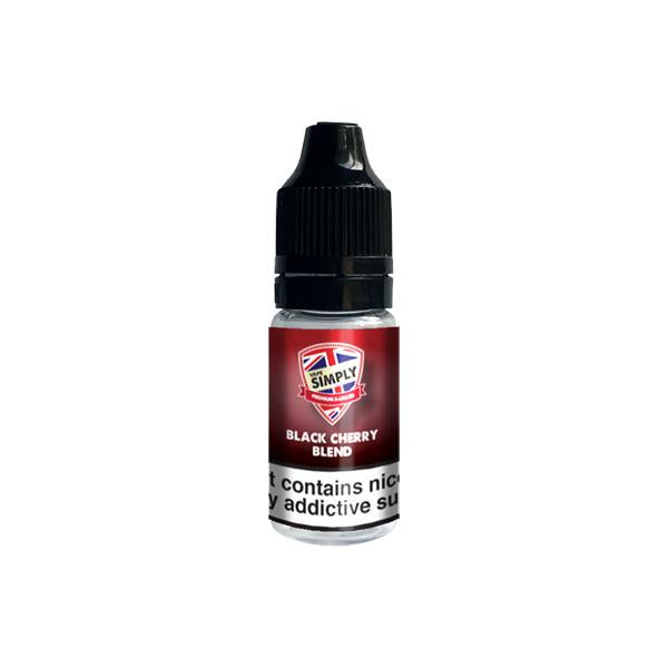 Vape Simply 11mg 10ml E-liquid - Flavourclouds Discount Vape