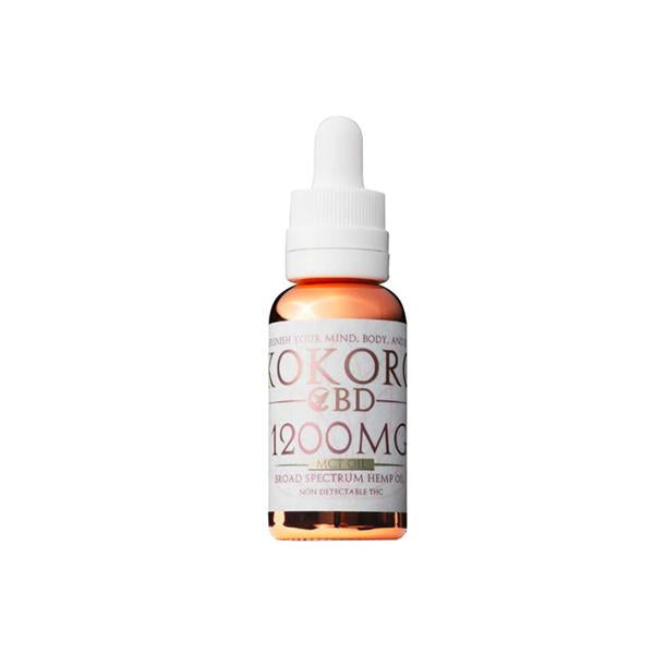 Pinnacle Hemp Kokoro Broad Spectrum Oil 1200mg CBD - Flavourclouds Discount Vape