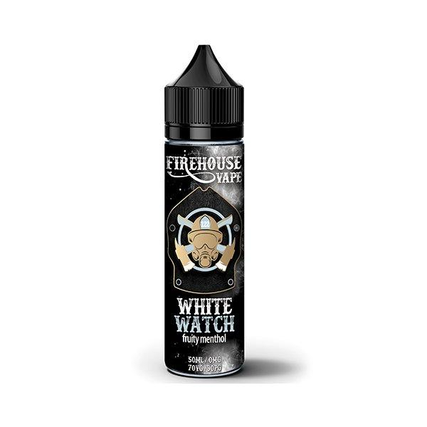 Firehouse Vape 0mg 50ml Shortfill (70VG/30PG) - Flavourclouds Discount Vape