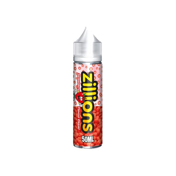 Zillions 0mg 50ml Shortfill (70VG/30PG) - Flavourclouds Discount Vape