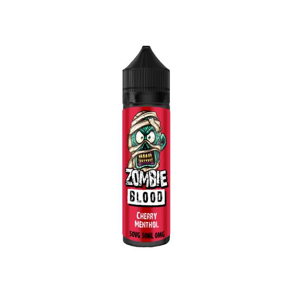 Zombie Blood 0mg 50ml Shortfill (50VG/50PG) - Flavourclouds Discount Vape