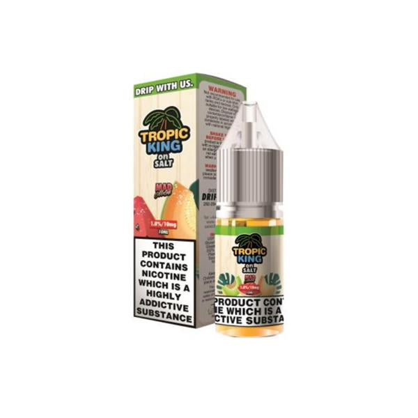 20MG Tropic King On Salt 10ML Flavoured Nic Salt (50VG/50PG) - Flavourclouds Discount Vape