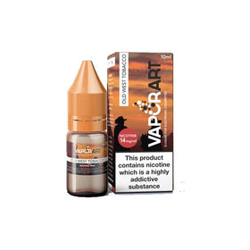 Vaporart 0mg 10 ml E-Liquids