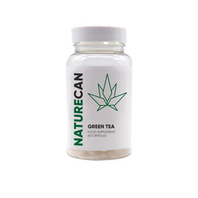 Naturecan Green Tea Extract 60 Capsules