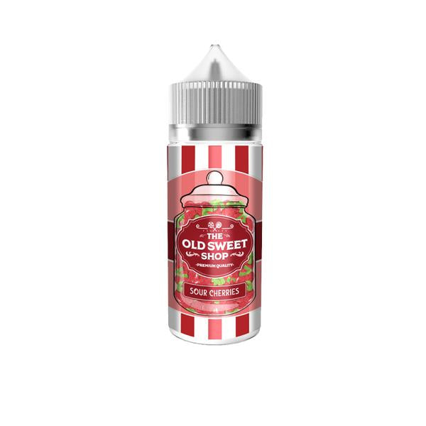 The Old Sweet Shop 0mg 100ml Shortfill (SWEETS) £12.99 - Flavourclouds Discount Vape
