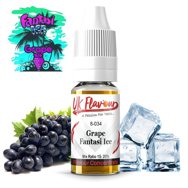 UK Flavour Fantasi Range Concentrate 0mg 30ml (Mix Ratio 15-20%) - Flavourclouds Discount Vape
