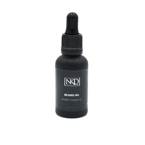 NKD 150mg CBD Infused Speciality Beard Oils 30ml - Flavourclouds Discount Vape