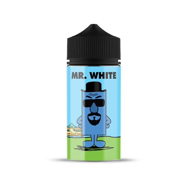 The Mr Range 0mg 100ml Shortfill (70VG/30PG) - Flavourclouds Discount Vape