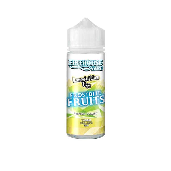 Firehouse Vape Frostbite Fruits 100ml Shortfill 0mg (70VG/30PG) - Flavourclouds Discount Vape