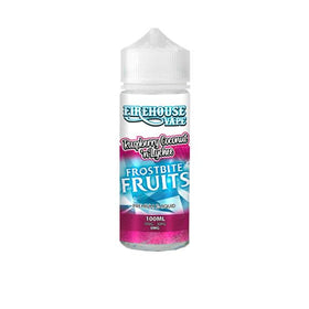 Firehouse Vape Frostbite Fruits 100ml Shortfill 0mg (70VG/30PG)