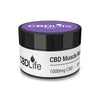 CBDLife 1000mg CBD Muscle Rub 50ml - Flavourclouds Discount Vape