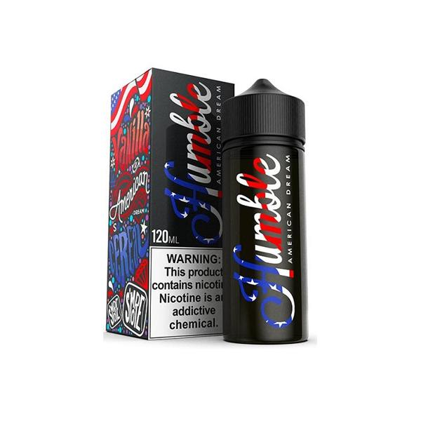 Humble Juice 100ml Shortfill 0mg (80VG/20PG) - Flavourclouds Discount Vape