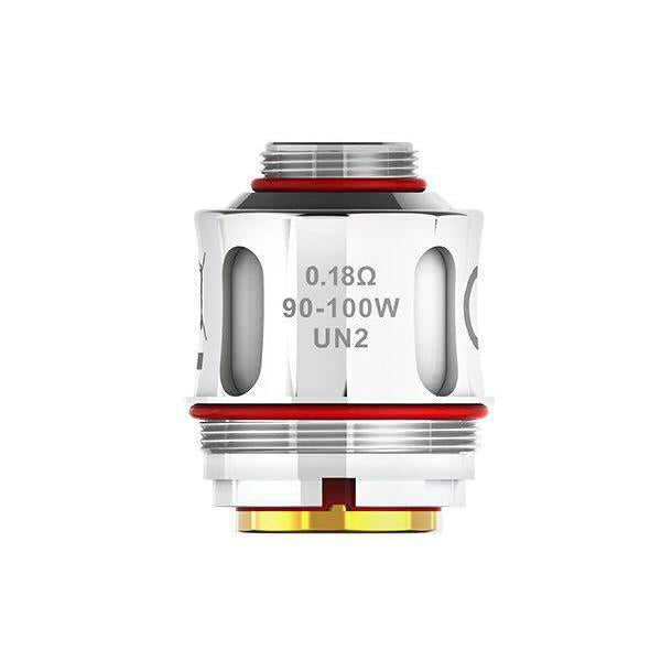 Uwell Valyrian UN2 Mesh Coils 0.18 Ohm/ 0.14Ohm/ 0.16Ohm/ 0.32Ohm - 90-100W - Flavourclouds Discount Vape