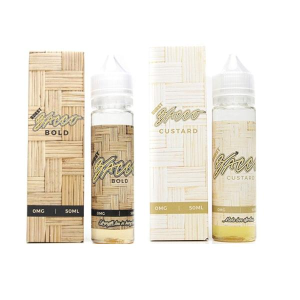 Bacco by Burst 0mg 50ml Shortfill (70VG/30PG) - Flavourclouds Discount Vape