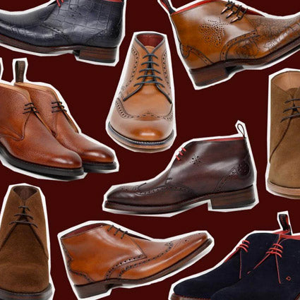 Knowledge is Power: The Origin of Chukka Boots