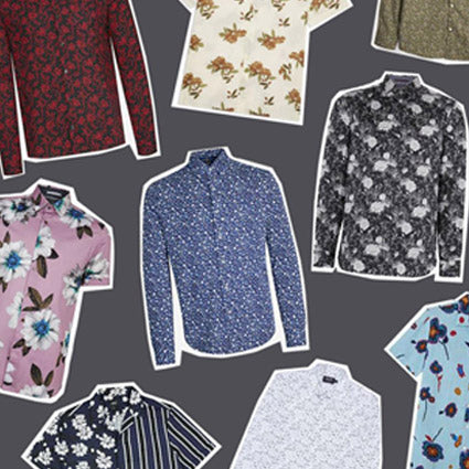Style Guide: The Best Floral Shirts for Spring/Summer