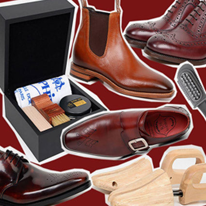 Gift Guide: What to buy a Shoe Enthusiast this Valentine's Day