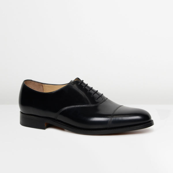 Black Arnold Oxford Shoes