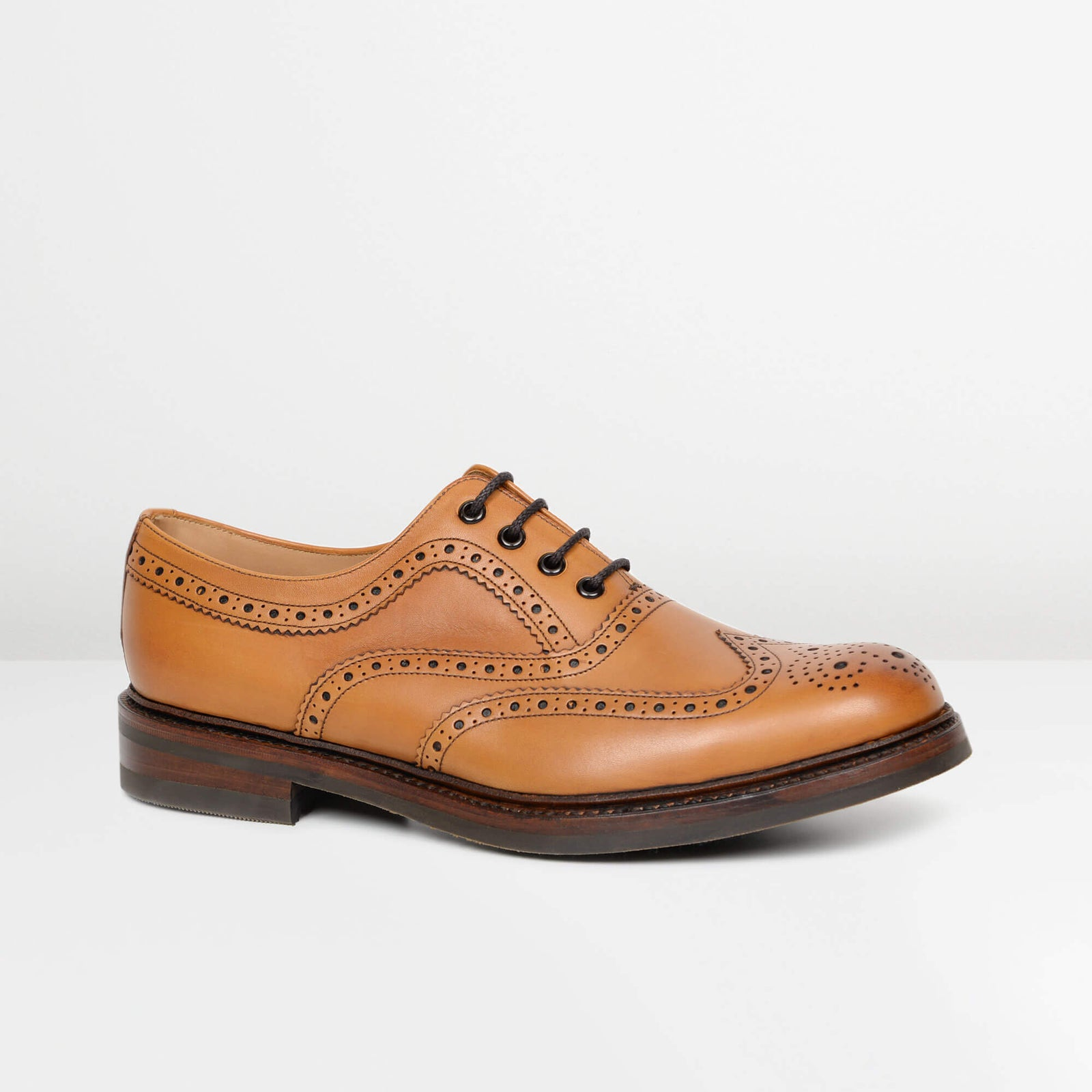 Tan Edward Oxford Shoes