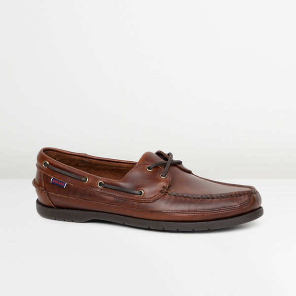 Brown Gum Schooner Boat Shoes