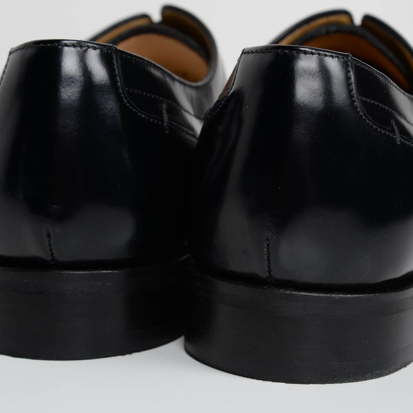 Black Liam Oxford Shoes