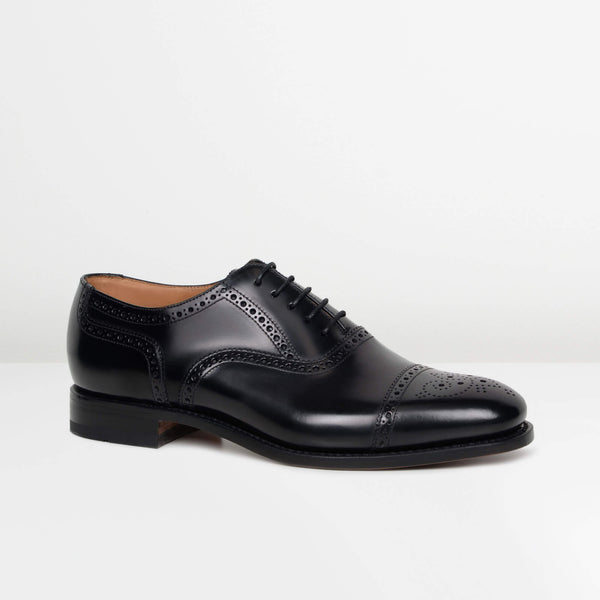 Black 201B Oxford Brogues