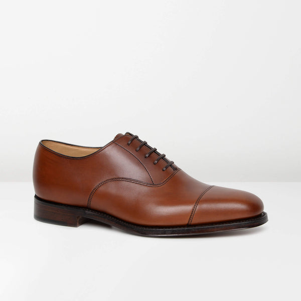 Mahogany Aldwych Oxford Shoes