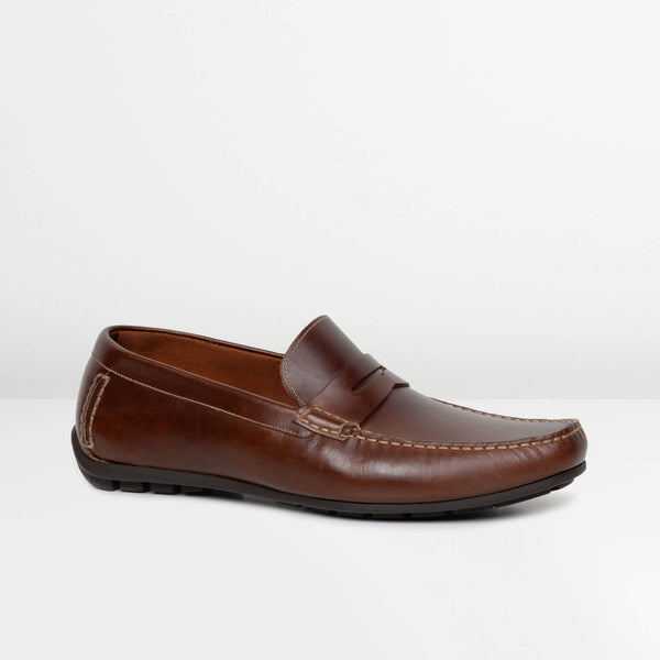 Brown Goodwood Moccasins