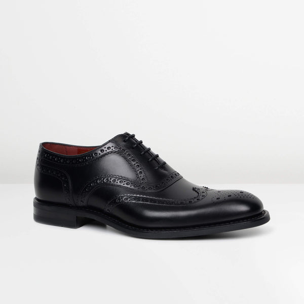 Black Kerridge Oxford Brogues