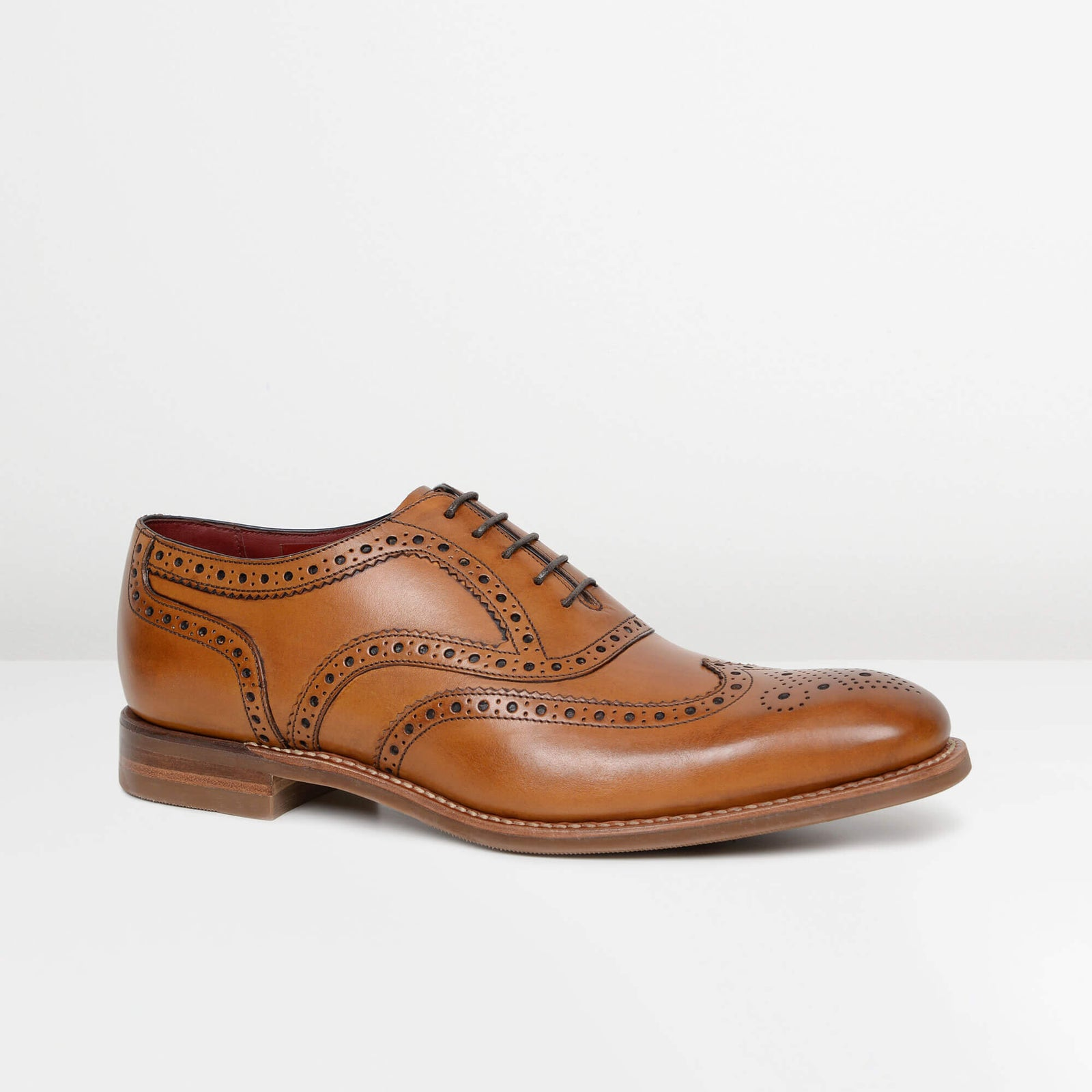 Tan Kerridge Oxford Brogues