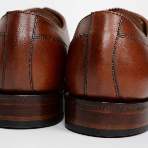 Mahogany Laxford Oxford Shoes