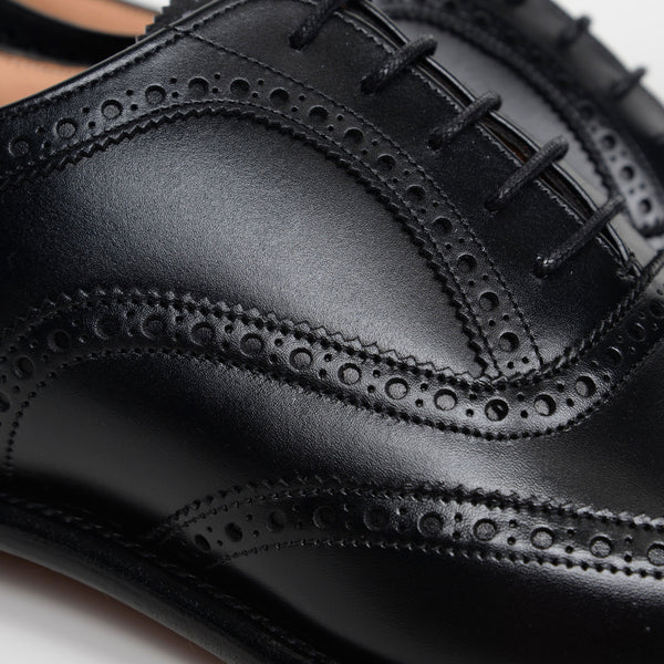 Black Arthur III Oxford Brogues